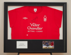 Sports shirt Framing  5